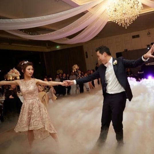 First Dance (DOTC) Effect