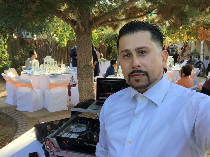 San jose backyard wedding