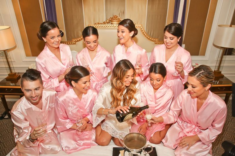 Bridal Party Pampering