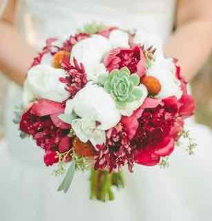 Tmx 1442761363069 Redpeonies Pembroke, Massachusetts wedding florist