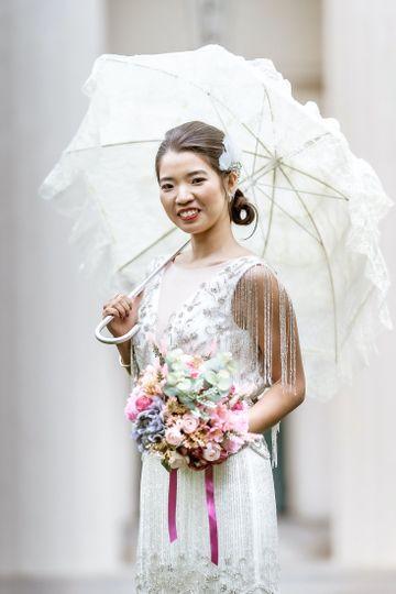 Wadsworth Mansion bride