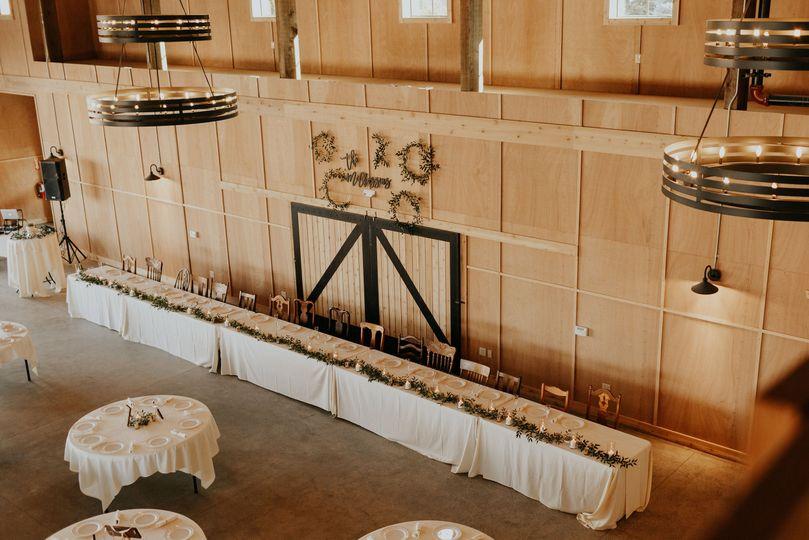 Main event hall