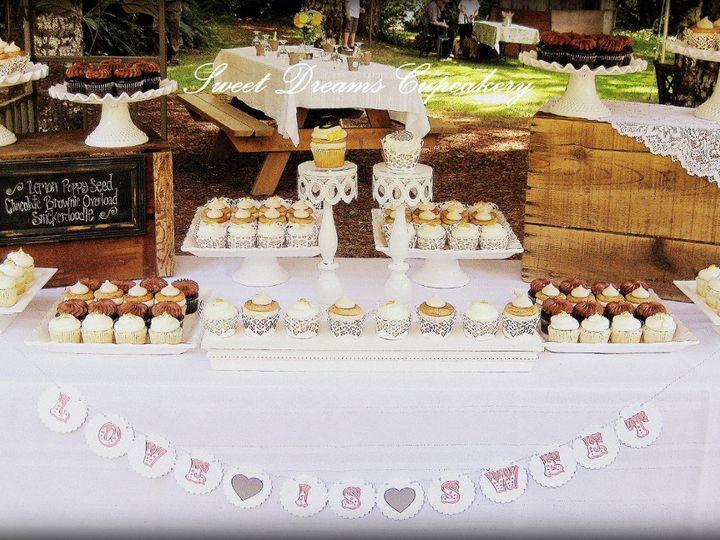 Tmx 1357785880491 IMG6707 Albany wedding cake