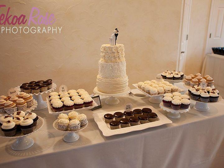 Tmx 1357786013556 ASDetails29S1 Albany wedding cake
