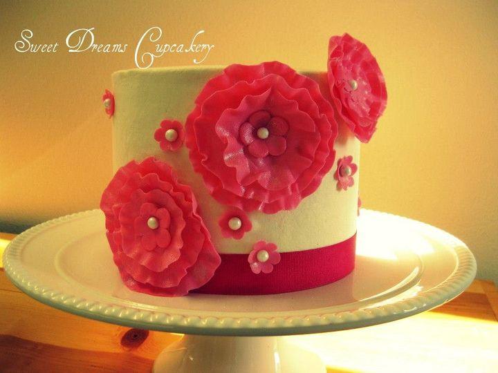 Tmx 1357786996294 2219663426793858210921856668291n Albany wedding cake