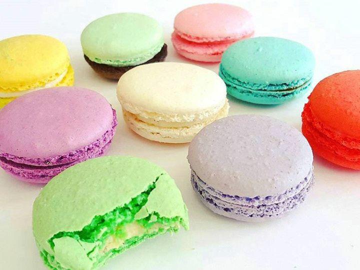 Tmx 1502392463260 Belle Kitchen Macarons 2 Oklahoma City wedding catering