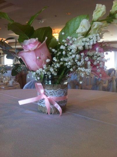 Spring Wedding at Marina Hotel
