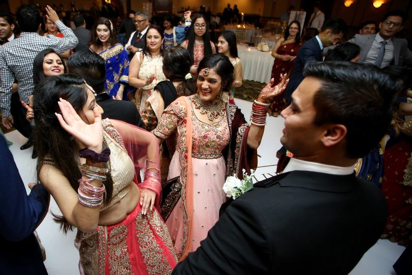 Bollywood Wedding