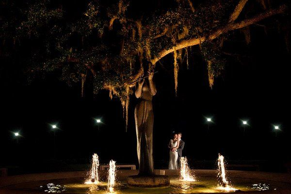 New Orleans City Park Wedding, Pavilion of Two Sisters, City Park, Modern New Orleans Wedding, David...