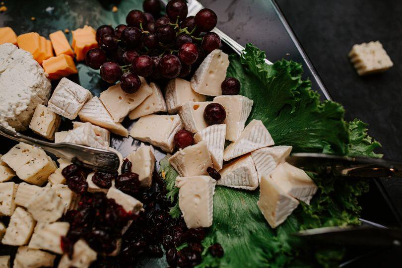 Cheese Board Display