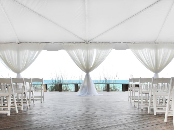 Tmx Oceanfront Tented Pavilion Drapping Not Included 51 64669 162437951740920 Indialantic, FL wedding venue