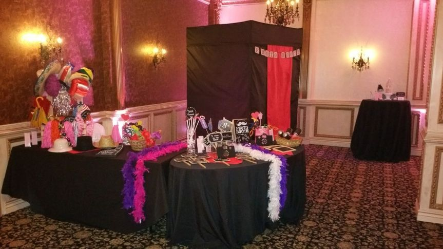 booth and prop table e1421709839969