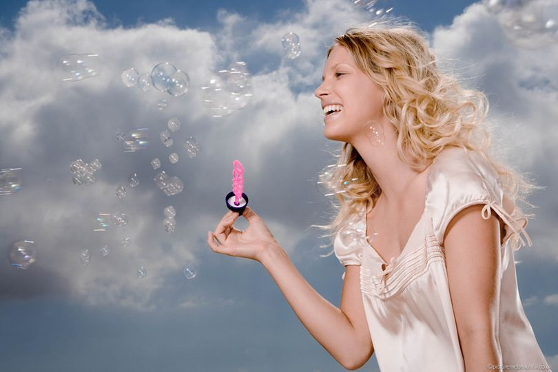blowing bubbles by picture me beautiful u