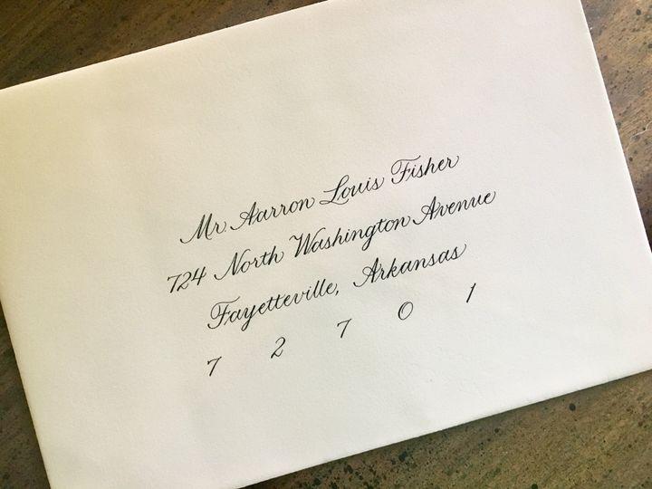 Elegant envelope
