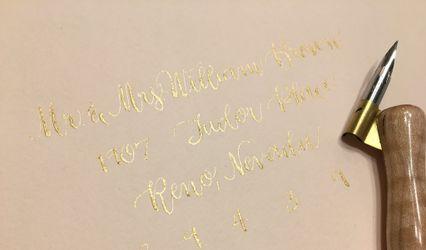 Emily McDonald Calligraphy