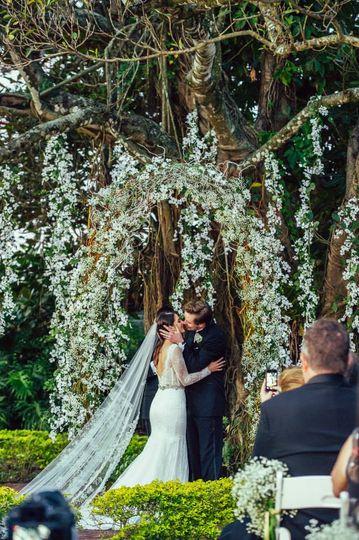 Ceremony at the Banyan Tree