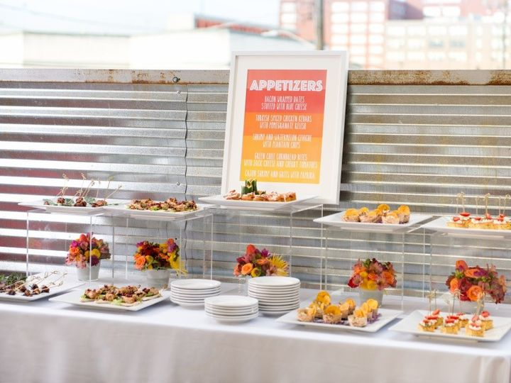 Tmx 1424474524440 Appetizer Buffet Seattle, WA wedding catering