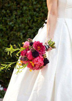 Bouquet by La Partie Events Photo by Erin Hearts Court