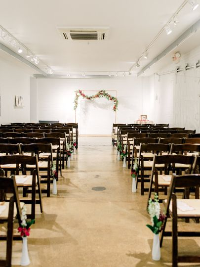 Wedding aisle   Chua Lee Photography
