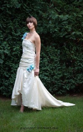 Tmx 1363305256971 ConsciousEleganceorganicweddingdressAnaH4250941cropped Stoneham wedding dress