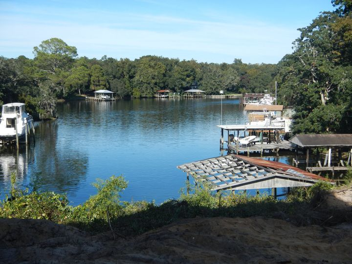 View of don's bayou on 26 ft b