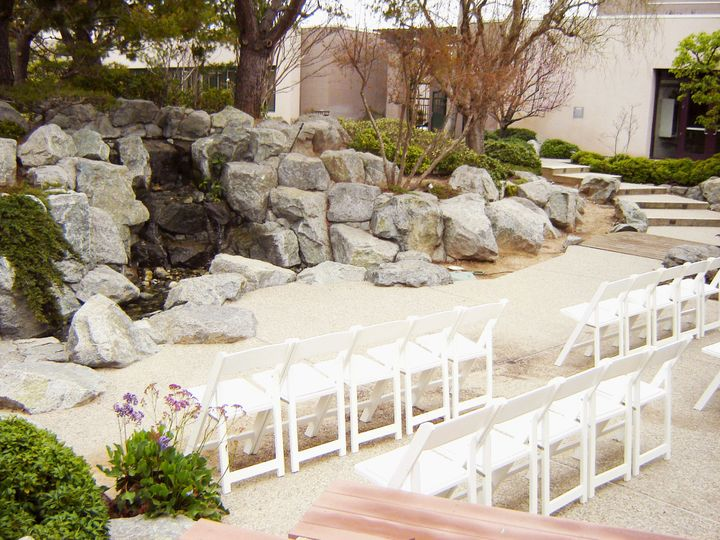 Tmx Pine Wind Garden Chair Set Up 002 51 29669 Torrance, California wedding venue