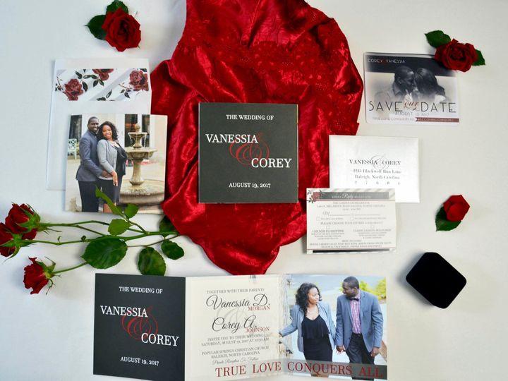 Tmx 1511287853939 Dsc0036 Durham wedding invitation