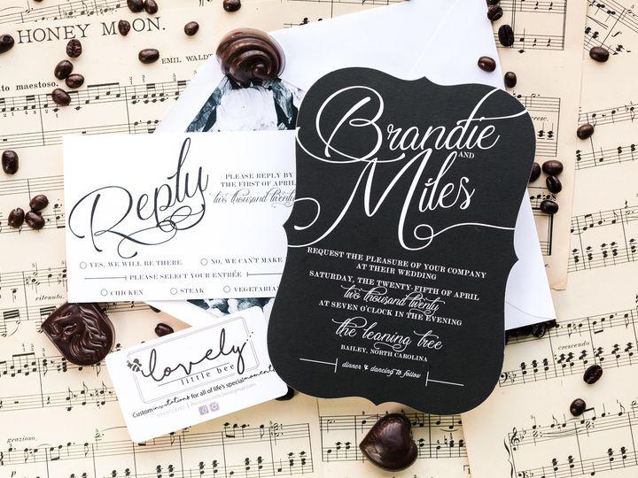 Tmx 1514497614916 20171220 Img7548 22 Durham wedding invitation