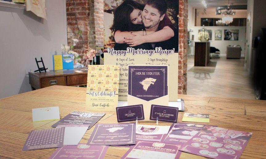 game of thrones wedding purple gold 1