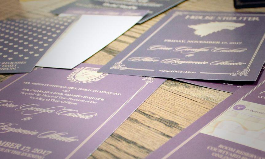 game of thrones wedding purple gold 2