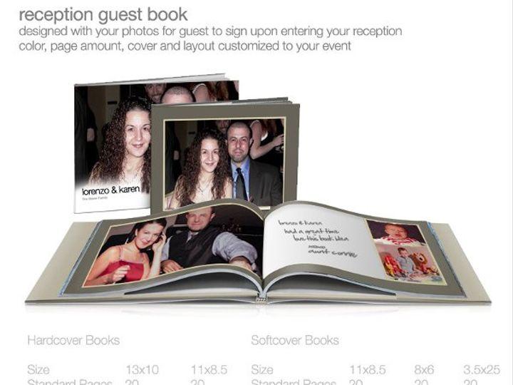 Tmx 1298448924842 Receptionbooklozokaren1 West Long Branch wedding invitation