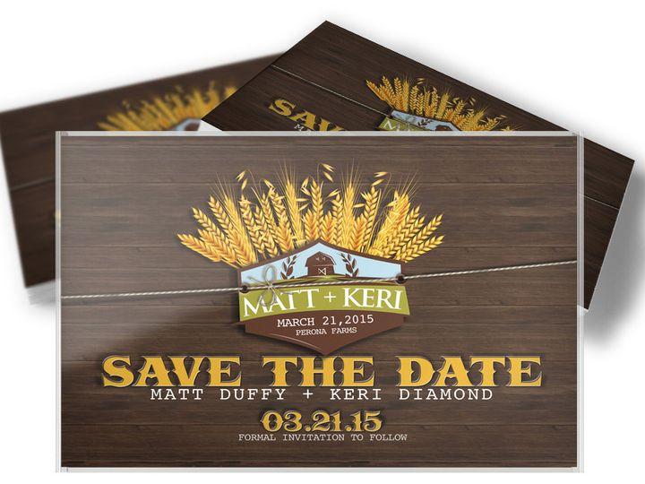 Tmx 1416333673730 Screen Shot 2014 11 18 At 1.00.23 Pm West Long Branch wedding invitation