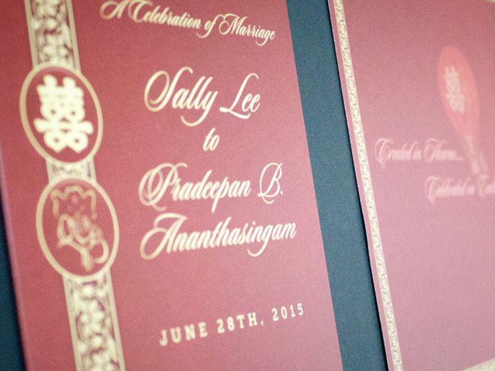 Tmx 1477758697838 Portfolio Asian Indian Ganesh Invitation 5 West Long Branch wedding invitation