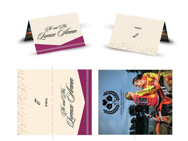 Tmx 1477758827953 Portfolio Love Wine Spirits Wedding Pocket Invitat West Long Branch wedding invitation