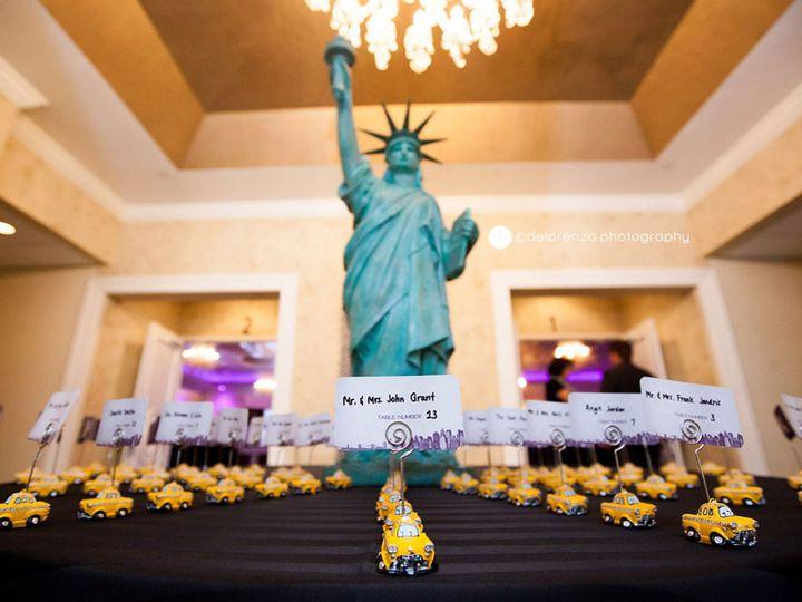 Tmx 1477758887372 Portfolio Skuba Statue Of Liberty Nyc Escort Cards West Long Branch wedding invitation