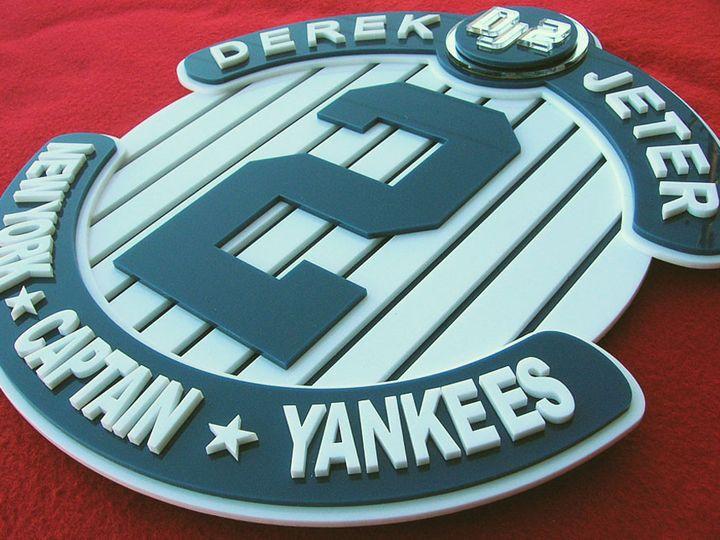 Tmx 1477758934596 Portfolio Yankees Jeter Table Number 1 West Long Branch wedding invitation