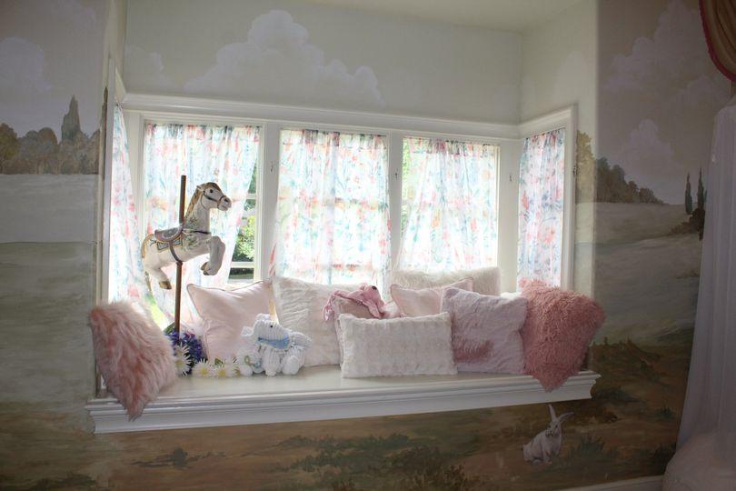 The Princess Suite sitting