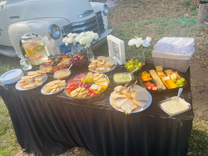 Delicious Appetizers Included