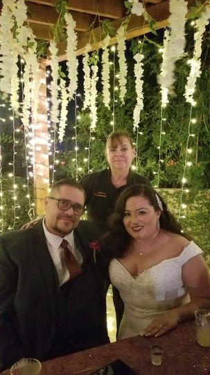 Lupita and the Newlyweds