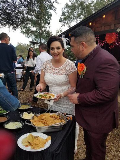 Tacos for the Bride