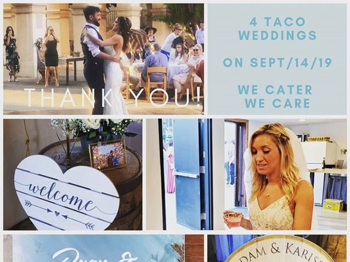 Tmx Img 1570 51 721769 1569011349 San Diego, CA wedding catering