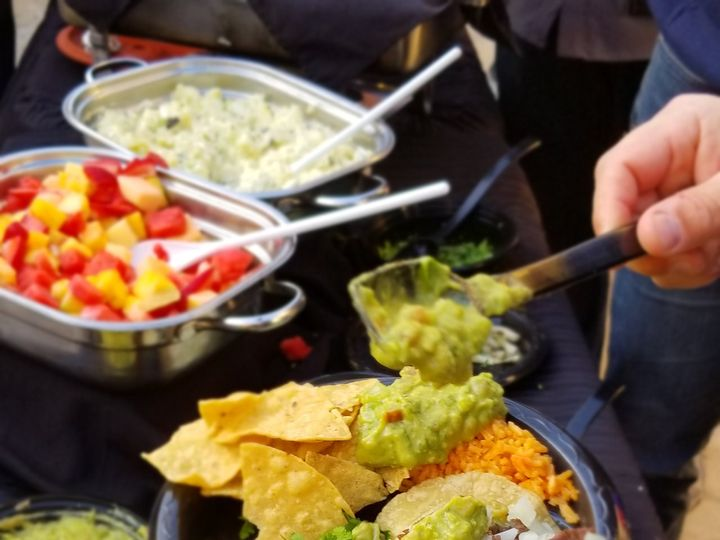 Tmx Tacos With Guacamole From Tacos Don Jorge 2018 51 721769 San Diego, CA wedding catering