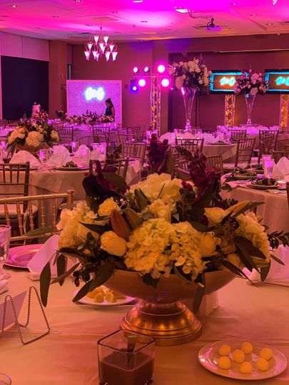Plan your event with us