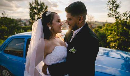 The wedding of Carol and Roberio