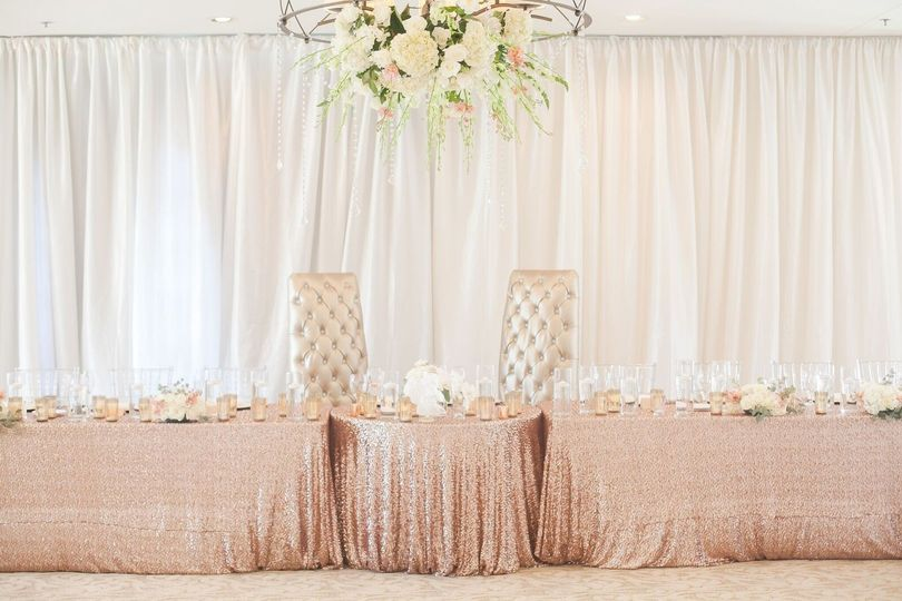 Carolina Luxury Event Rentals  Florals - Event Rentals