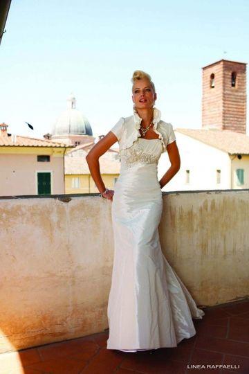Linea Raffaelli Wedding