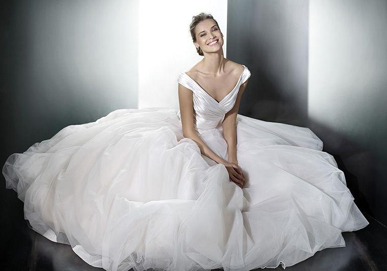 Pronovias Designer Sale Dress