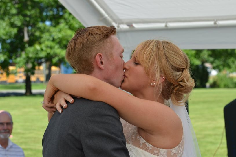 Macy and her husband
