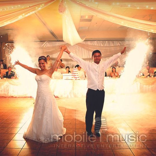 Mobile Music Interactive Entertainment will create the perfect environment for your special day!