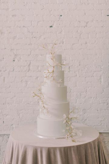 Cake in Valencia Ballroom